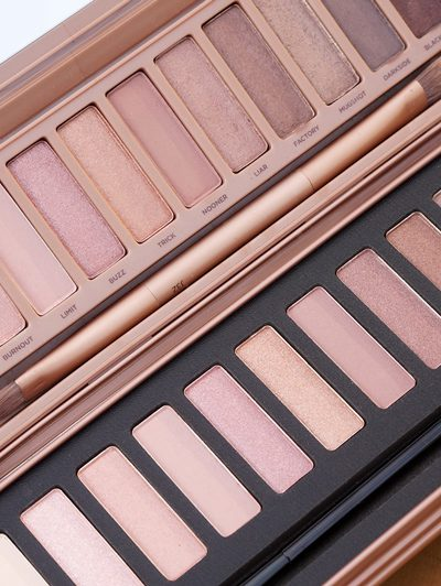 W7 In The Nude Versus Urban Decay Naked 3, Hit of Hype?