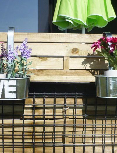 Leuk plantenbakje voor buiten maken DIY