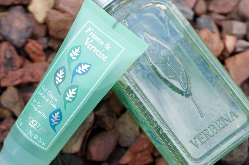 L'Occitane-frisson-de-verveine-bulles-de-douche-shower-gel-gel-glacon-ice-gel-review (1)