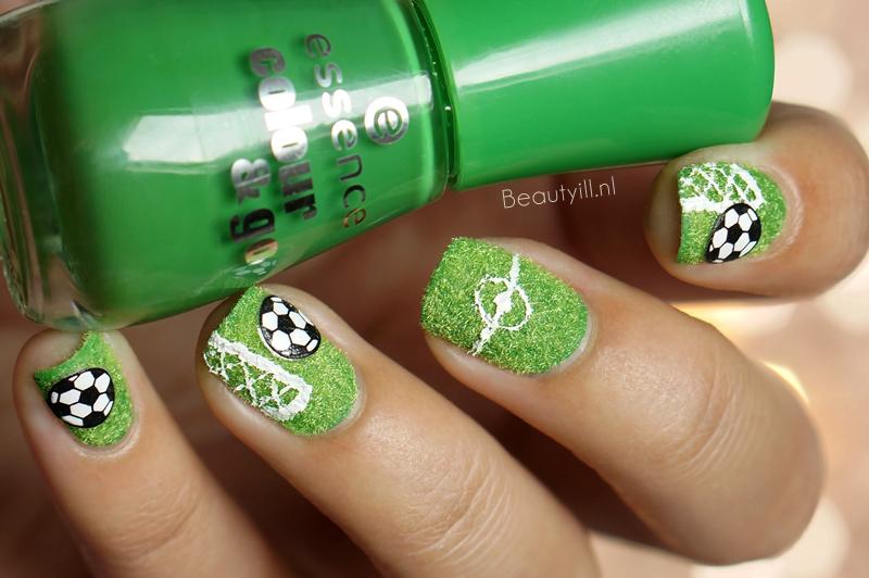 WK-2014-Nail-Art-Voetbal-Soccer-3