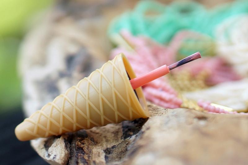 Wibra Ice Cream nagellak, Boulevard