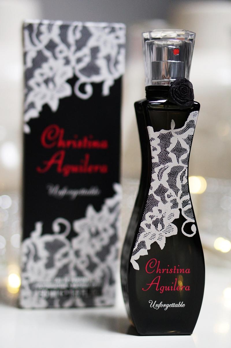 Christina Aguilera Unforgettable eau de parfum Beautyill