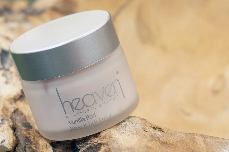 Heaven-by-deborah-mitchell-vanilla-pod-hand-nail-cream
