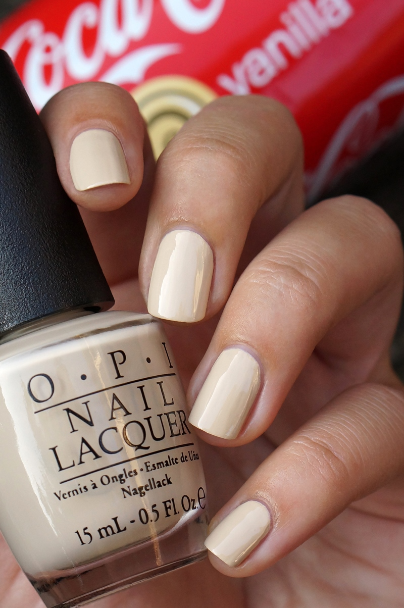 OPI You're So Vain-illa|Coca-Cola collectie