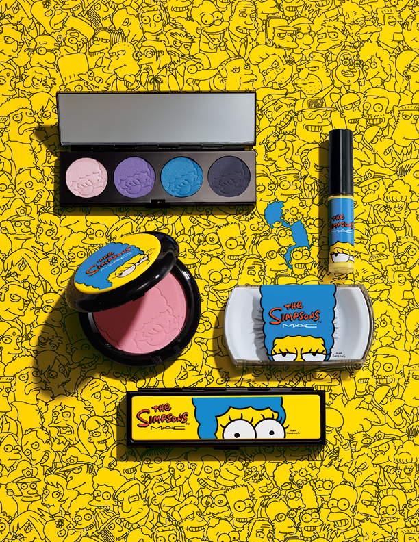 MAC The Simpsons, Marge's extra ingredients quad