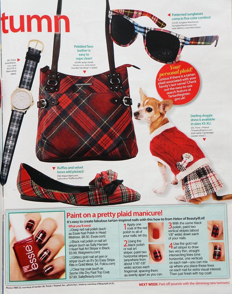 Woman's-world-magazine-nail-art-beautyill-tartan (3)