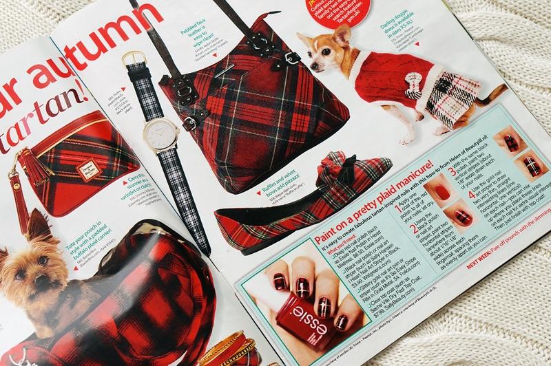 Woman's-world-magazine-nail-art-beautyill-tartan (5)