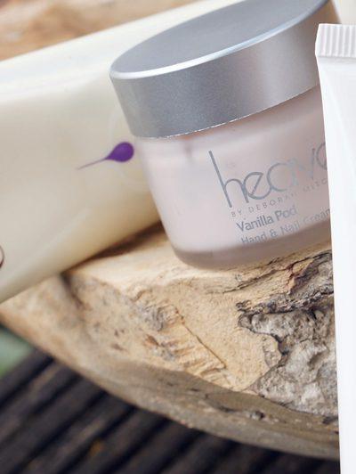 Luxe Hand & Nails Creams; Heaven, Lancaster & OPI