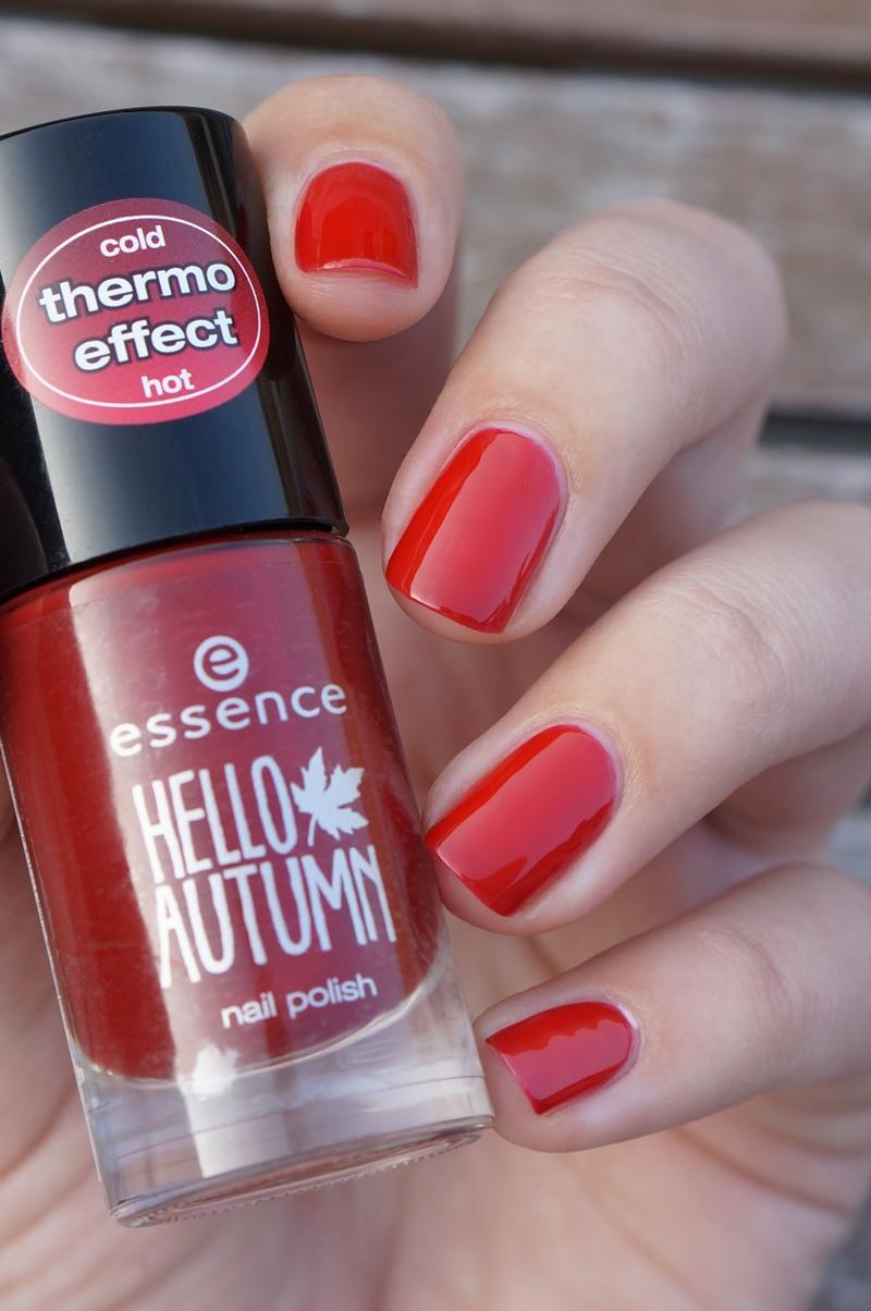 Essence Hello Autumn Thermo nagellak