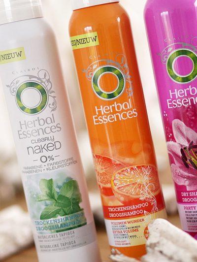 Herbal Essences Droogshampoos