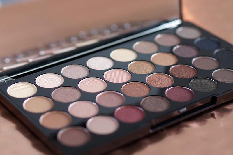Unboxing Make-up Revolution pakket + WIN!