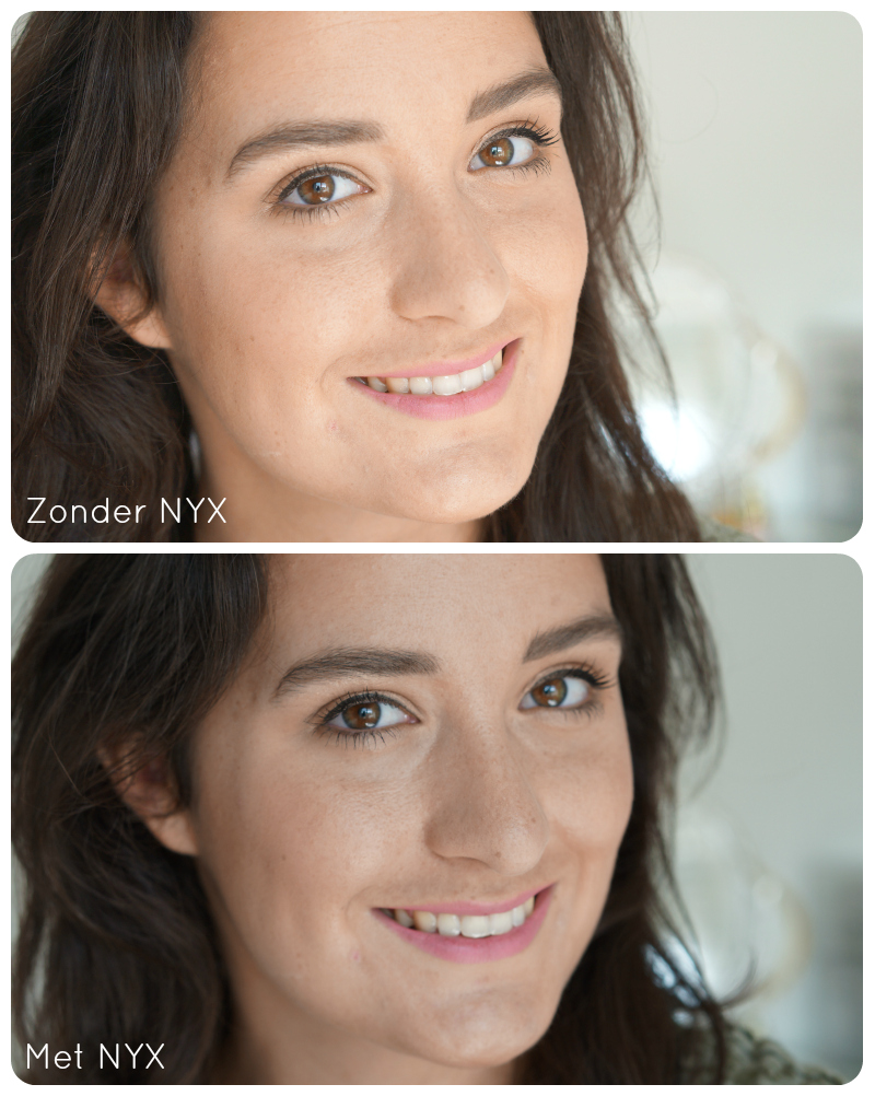 NYX Matte Finish make-up setting spray