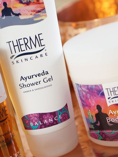 THERME Ayurveda producten