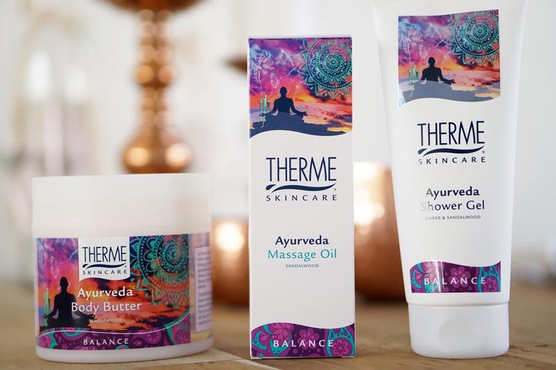 THERME Ayurveda producten