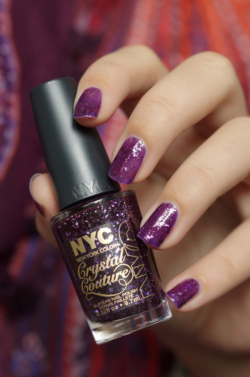 NYC New York Color Crystal Couture + Strip Me Off
