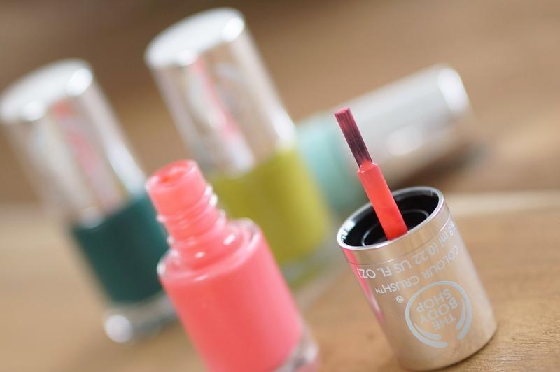 The Body Shop Colour Crush nagellak