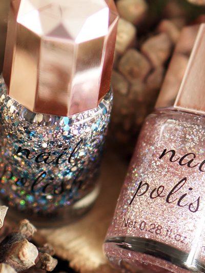 H&M Glitter Nagellak