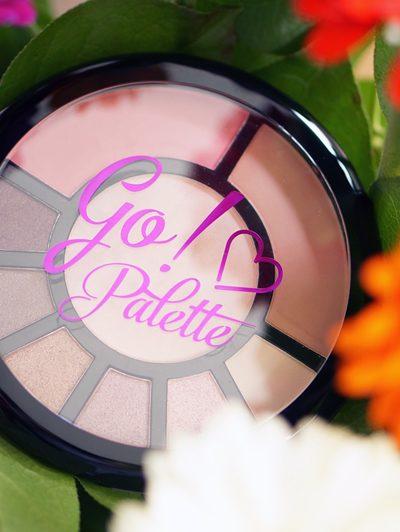 Makeup Revolution Go! Palette Go!