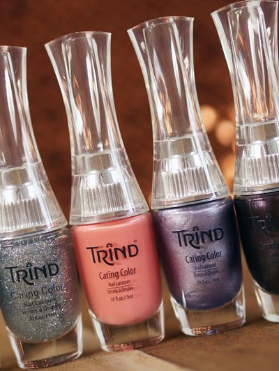 Trind Time for Treats, najaar/winter 2014 nagellak swatches