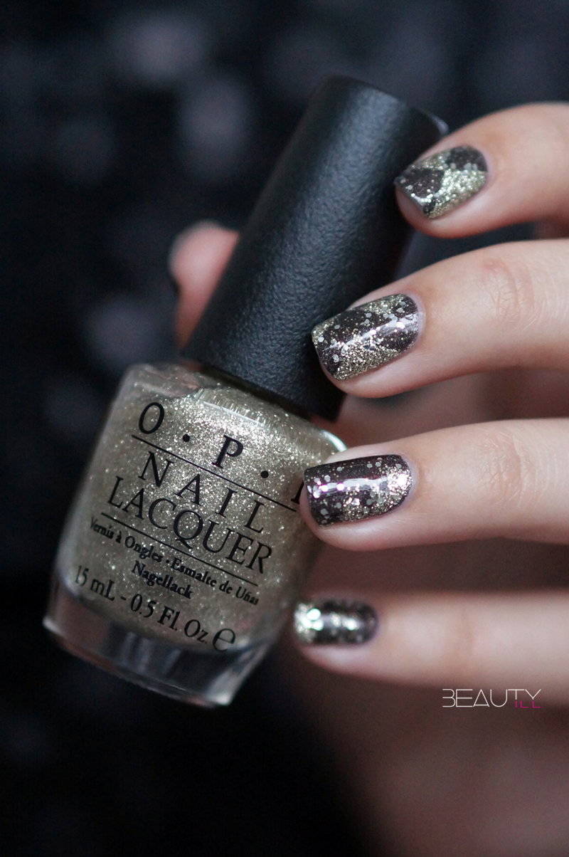 NOTD (nailart) New Year's Eve