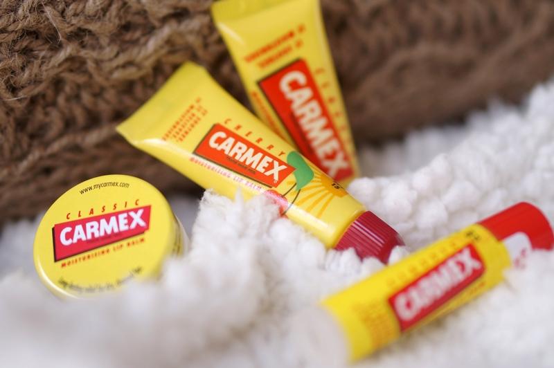 Carmex lippenbalsem (mijn favoriet!)