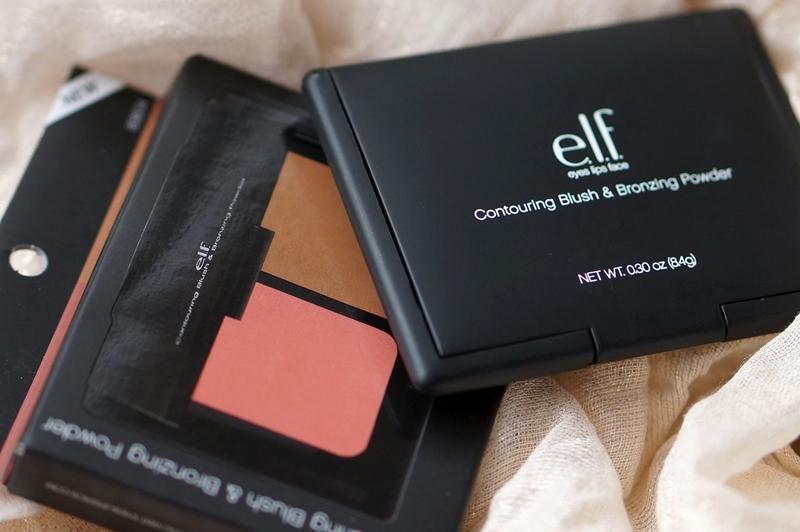 E.L.F. Contour blush & bronzing poeder duo Fiji