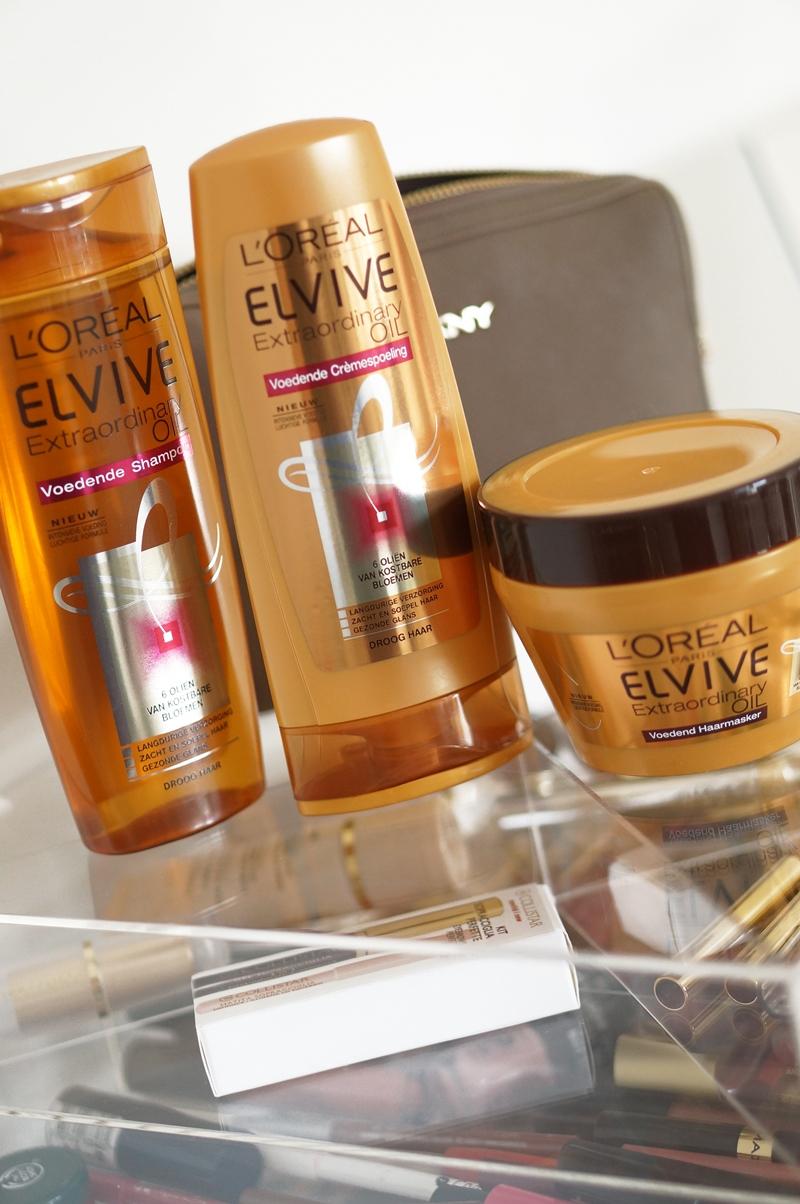 L'Oréal Paris Extraordinary Oil shampoo, conditioner en masker