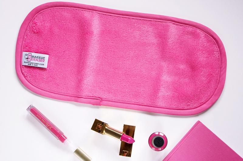 MakeUp Eraser, je make-up verwijderen met alleen water!