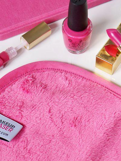 MakeUp Eraser, al je make-up verwijderen met alleen water!