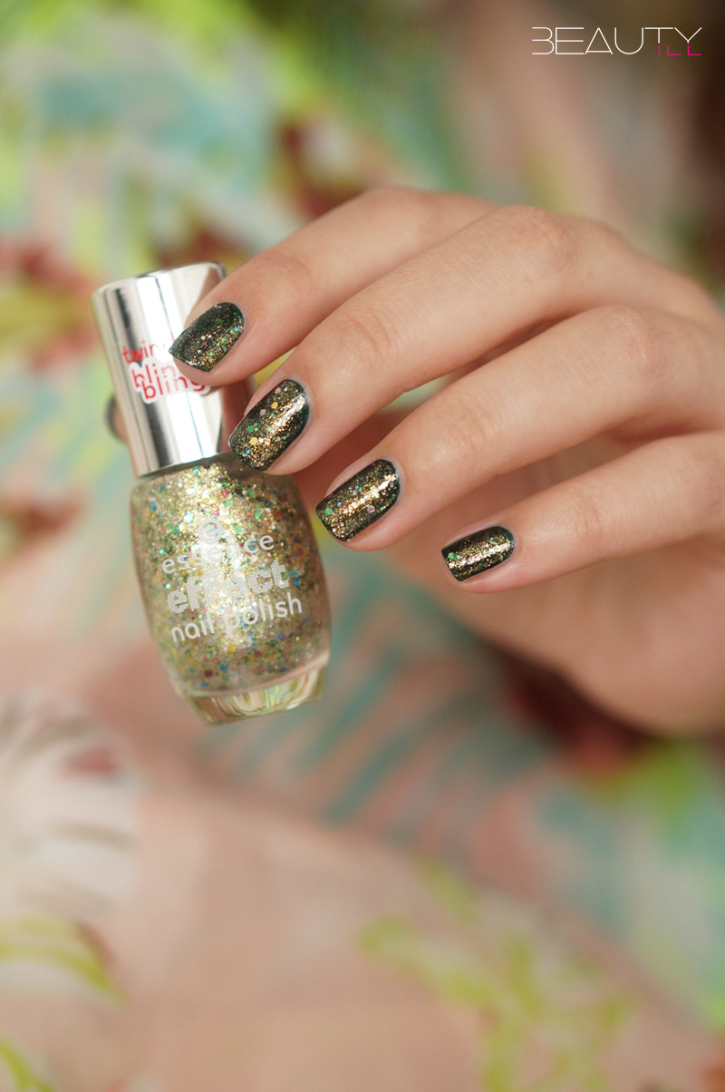 Essence Hidden Garden & Lovely, Maybe effect nail polish