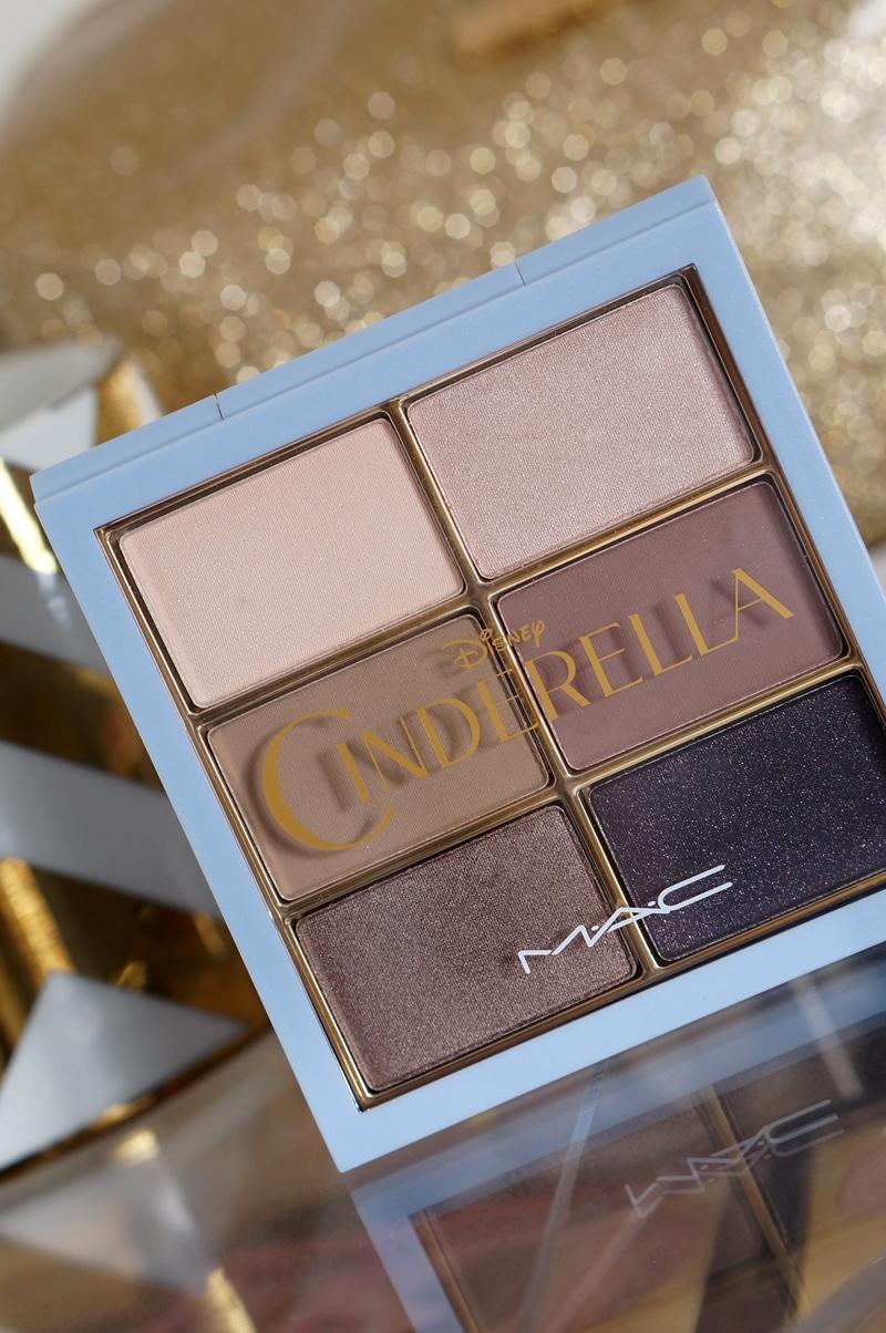 MAC Cinderella Stroke of Midnight oogschaduw palette