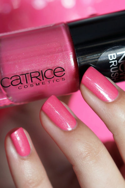 NOTD Catrice All You Need Is Pink