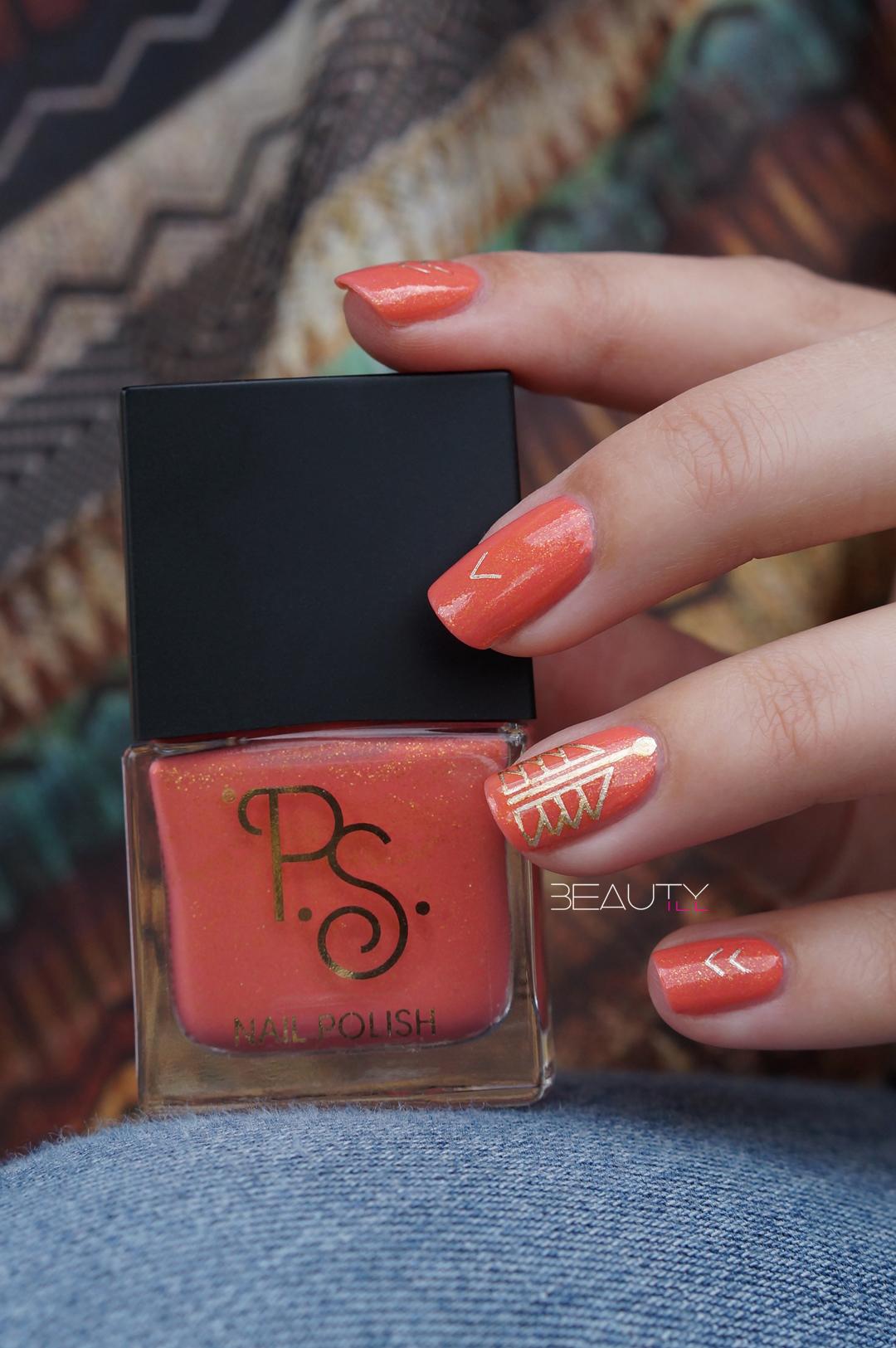 ActionGolden-Tattoo-stickers-nail-art-nailart-beautyill (2)