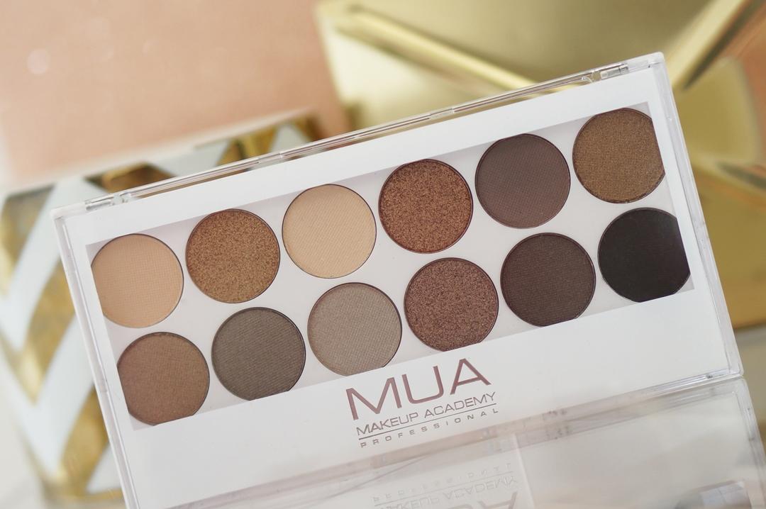 Reminder! WIN 4x MUA Makeup Academy palette -laatste dag-