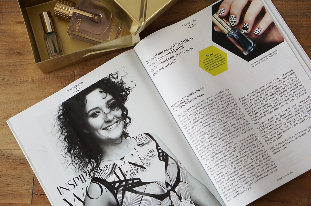 Steps Magazine : Inspiring Women