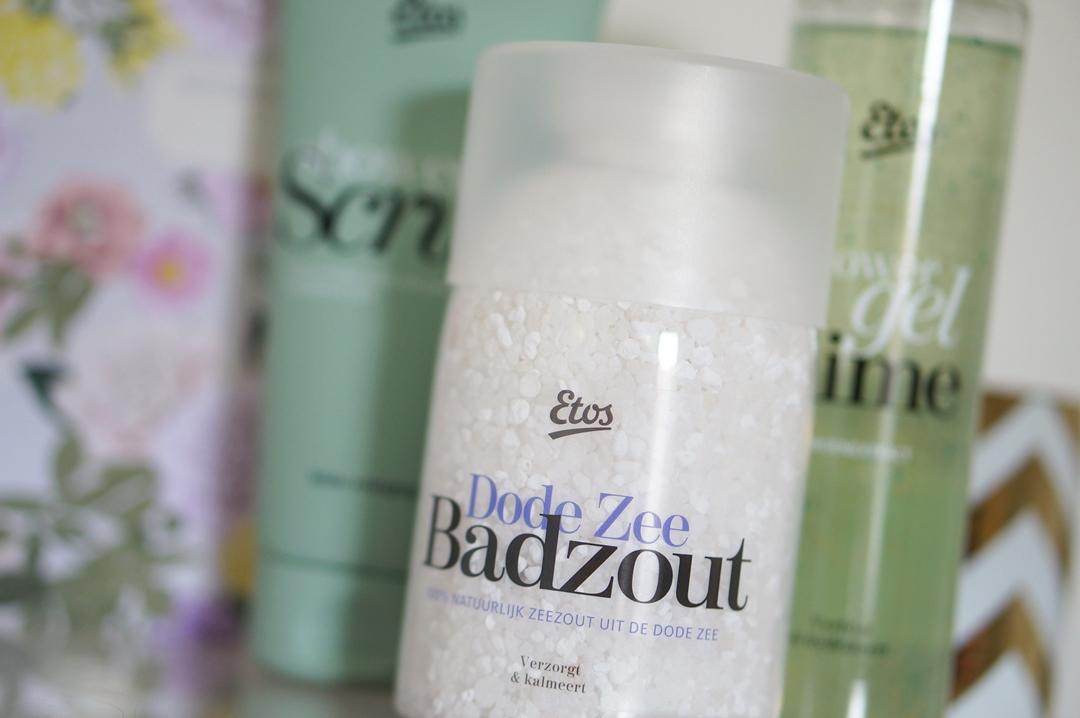 Etos vernieuwde bad- & doucheproducten