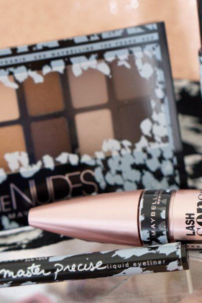 Maybelline New York 100 years collection ByDanie + gratis festivalbag (limited)