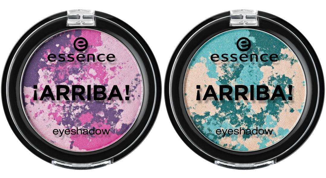 "Essence trend edition ""Arriba!"""
