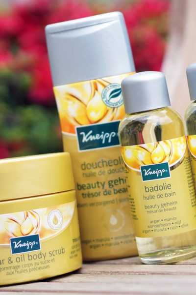 Kneipp 'Beauty Geheim' producten