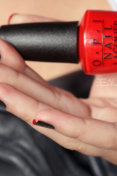 Easy Louboutin Nails, nail art