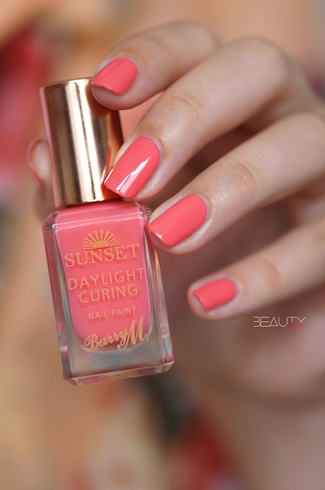 Barry M Sunset Daylight Curing nagellak