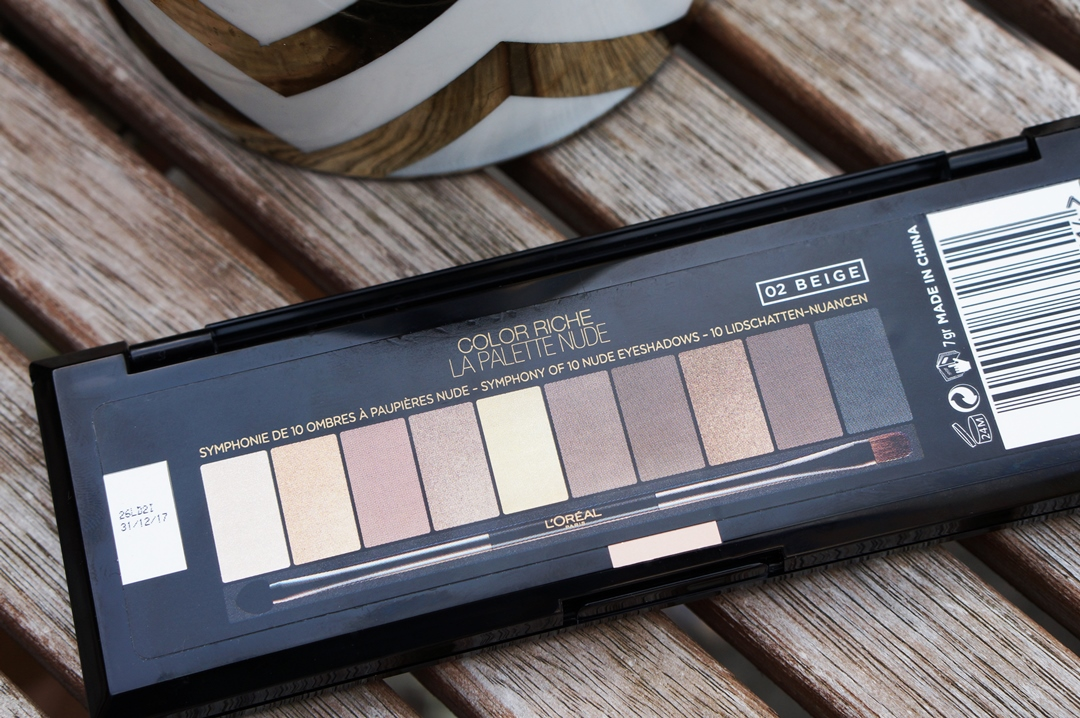 L'oreal-la-palette-nude-swatches-look-review (3)