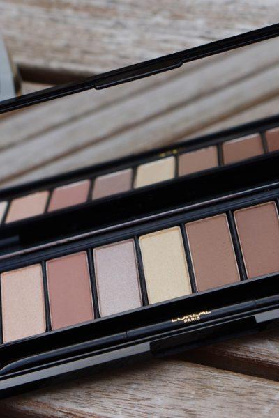 L'Oréal La Palette Nude 02 Beige