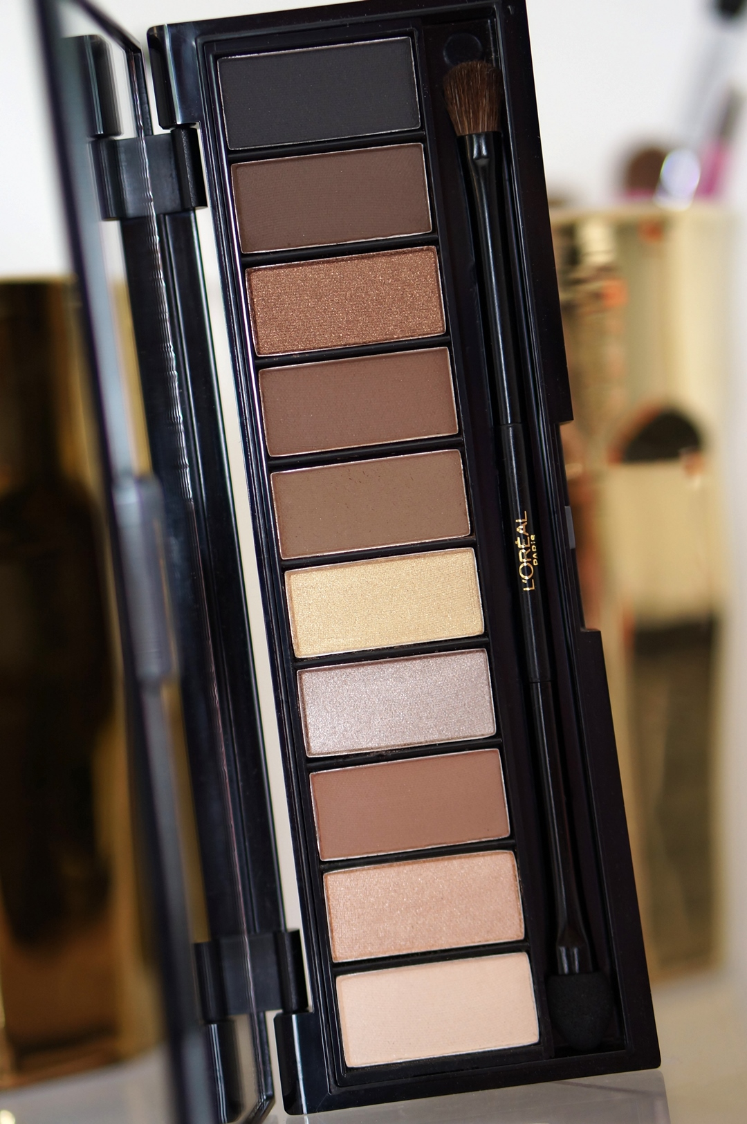 L'oreal-la-palette-nude-swatches-look-review (5)