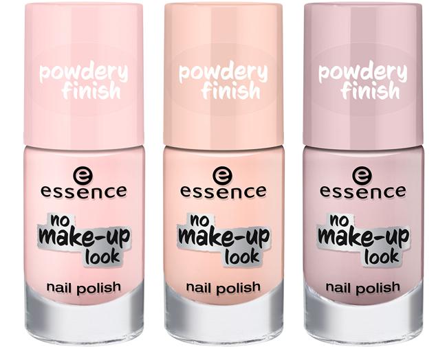 Essence-Assortiment-Update-Herfst-Winter-2015-No-Make-up-Look-Nail-Polish