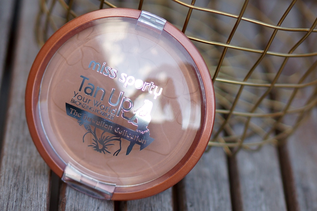 Miss Sporty Tan Up Your World Bronzer