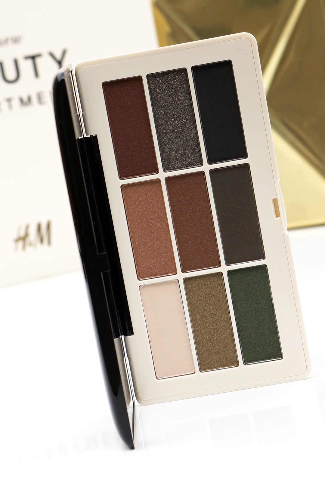 H&M Eye Colour Palette, Supernaturals