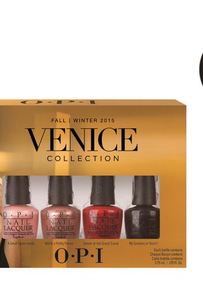 WIN OPI Venice mini pack 3x!