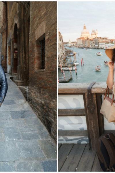 OOTD Venice & Siena, Italy