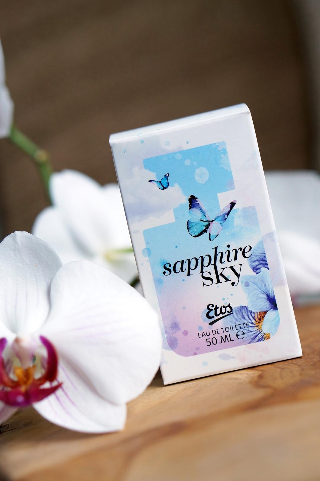 Etos Sapphire Sky eau de toilette
